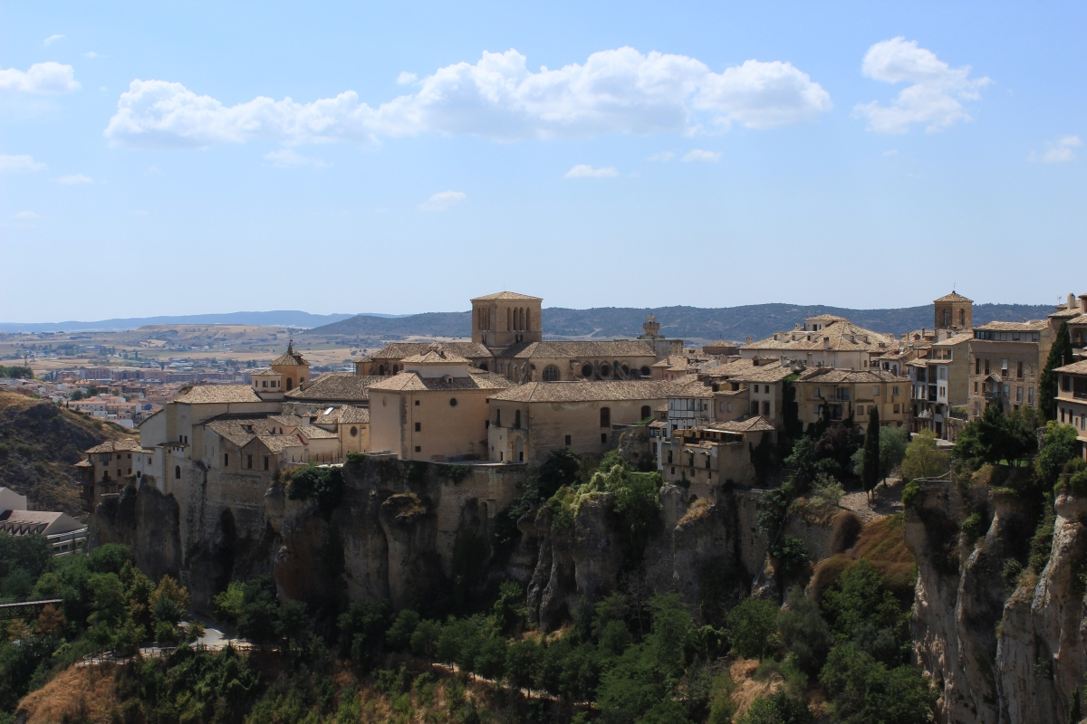 Cuenca: The Midpoint on the Map