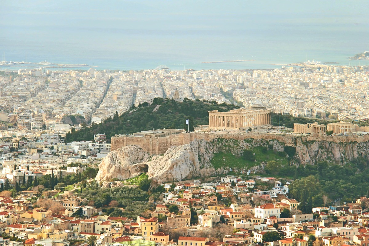 A Weekend in Athens